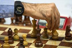 احسان قائم مقامی قهرمان مسابقات شطرنج جام پایتخت شد