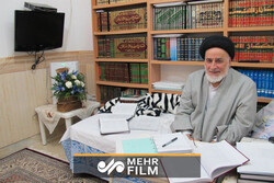 VIDEO: Funeral ceremony of distinguished Islam historian Morteza Ameli