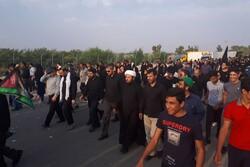 بزرگترین پیادهروی ولایت کشور در استان بوشهر برگزار شد
