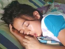 دو ماہ تک  لگاتار سونے والی لڑکی