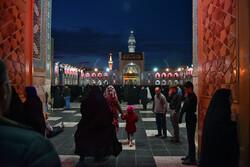 حضرت امام رضا (ع) کی شہادت کی مناسبت سے شام غریباں