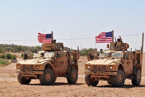 حمله راکتی به پایگاه نظامی آمریکا در بغداد