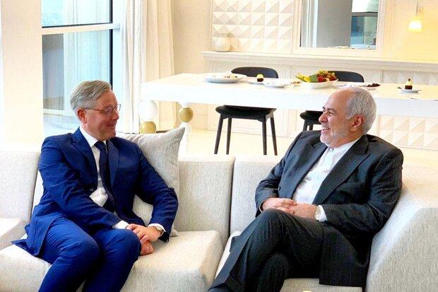 Iran, Germany discuss regional developments