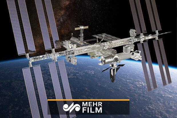 تغییر باطریها در ماموریت راهپیمایی فضایی