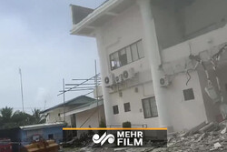 VIDEO: 6.6 magnitude quake in Philippines