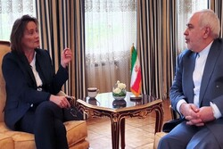 FM Zarif meets Switzerland deputy FM