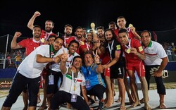 Iran gearing up for Dubai Intl. Beach Soccer Cup