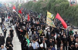 اسکان بیش از ۴۲ هزار زائر اربعین در اردوگاههای راهیان نور کرمانشاه