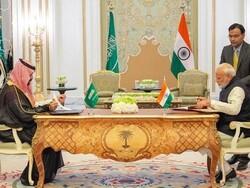 سعودی عرب اور بھارت کے درمیان اسٹریٹجک پارٹنرشپ کونسل کے قیام پر اتفاق