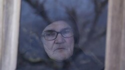 "A scene from Iranian filmmaker Mohammadreza Vatandoost's documentary ""Lotus""."