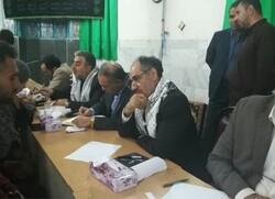 شرکت رییسکل دادگستری کرمانشاه در طرح «هر مسجد، یک حقوقدان»