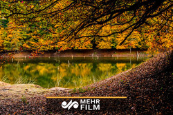 مازندران میں موسم خزاں