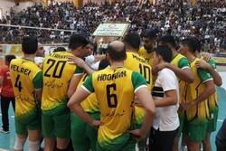 شهرداری گنبد لیگ برتر والیبال را با پیروزی آغاز کرد