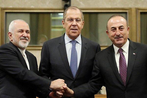 ايران وروسيا وتركيا تؤكد على رفض اجندات انفصالية تهدف الى تقسيم سوريا