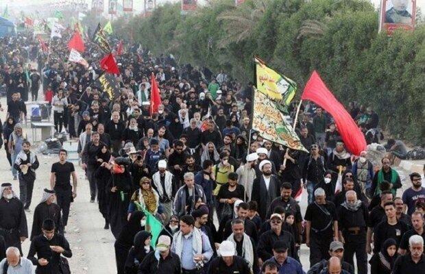 اسکان بیش از ۴۲ هزار زائر در اردوگاههای راهیان نور کرمانشاه