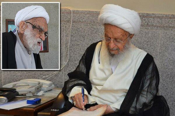حجت الاسلام قاضیزاده عمر خود را در ارائه خدمات به اسلام صرف کرد