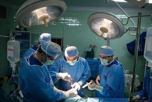 بخش جراحی بیمارستان مهر خنداب راه اندازی شد