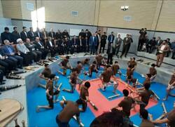 اجرای طرح پهلوانپروری در کرمانشاه