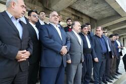 قول وزیر ورزش برای تکمیل ۱۰۰ پروژه ورزشی در کرمانشاه تا پایان عمر دولت