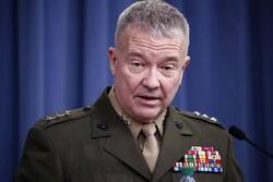 سفر از پیش اعلام نشده فرمانده تروریستهای آمریکایی به سوریه