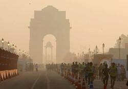 نئی دہلی میں فضائی آلودگی کے باعث تمام اسکول بند