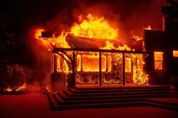 مغربی اردن میں آگ لگنے سے 13 پاکستانی شہری ہلاک