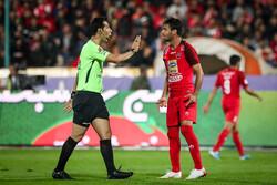 ۱۰ بازیکن محروم برای هفته دهم لیگ برتر فوتبال مشخص شدند