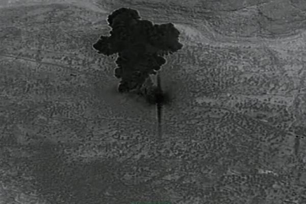 پێنتاگۆن ڤیدیۆی ئۆپراسیۆنی ئەمریکا دژی سەردکردەی داعشی بڵاو کردەوە