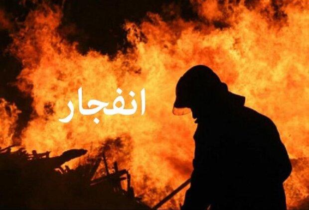 انفجار کپسول گاز ۳ نفر را در کوثر راهی بیمارستان کرد