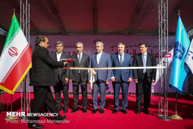 افتتاحیه نوزدهمین نمایشگاه بین المللی صنعت برق