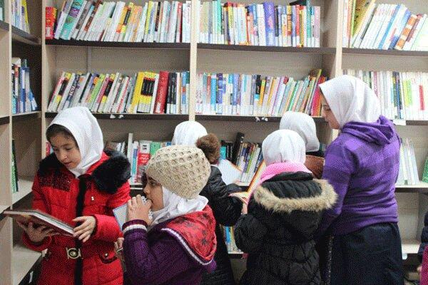 برگزاری روزانه برنامههای کتابخوانی در کتابخانههای عمومی اردبیل