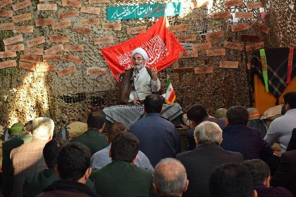امروز جغرافیای انقلاب اسلامی کل جهان بشری را فرا گرفته است
