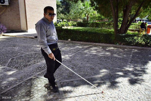 حمایتی از ورزشکاران نابینا نمی شود/ رکوردم در گینس ثبت شود