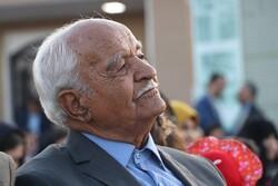 تقدیر از ۵۰ سال تلاش استاد «اعتماد» برای حفاظت از تمدن ایرانی