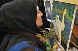 هنرمند توانیاب کاشانی «بی بال پریدن» را معنا کرد