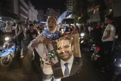 Lübnan'da hükümet karşıtı protestolar devam ediyor
