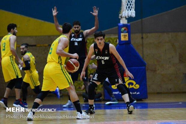 آغاز هفته چهارم لیگ بسکتبال با پیروزی نماینده تهران