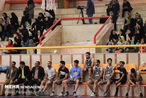 تیم بسکتبال شهرکرد مغلوب تیم پتروشیمی بندر امام شد