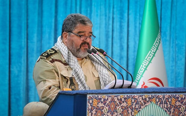 Iran unbeaten by Americans' all-out war: Passive Defense chief