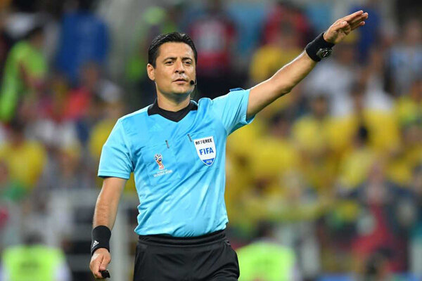 Iranian referees to officiate at AFC U-23 c'ship