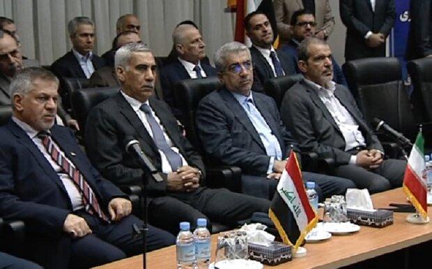 سنکرون شبکه برق ایران و عراق کلیدخورد/گام اول صادرات برق به سوریه