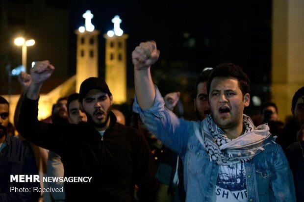 ادامه فتنه سعودی آمریکایی در لبنان