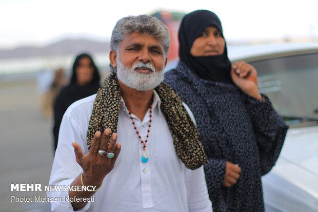 Mawkib in S Khorasan welcomes Pakistani pilgrims