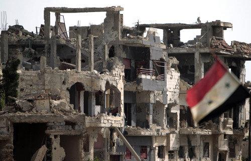 Ten years on Syria is still deep in wars