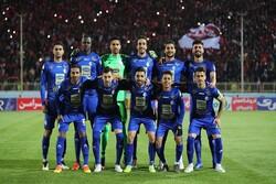 ترکیب تیم فوتبال استقلال برای دیدار با صنعت نفت مشخص شد