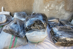 Police seize two drug cargoes in Yazd
