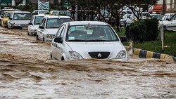 Flood hits 5 provinces, leaving 2 dead