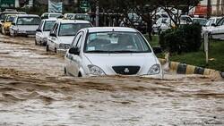 Flood hits 5 provinces, leaving 2 dead
