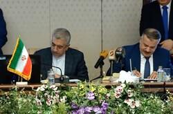 ایران و سوریه تفاهمنامه همکاری در صنعت برق امضا کردند