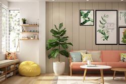 راهنمای چیدمان و طراحی دکوراسیون منزل داخلی عروس+ عکس و مدل